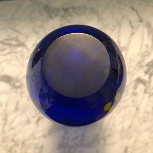 Unbranded Accents - Large Art Glass Vase